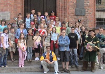 Obóz Lidzbark lipiec 2007
