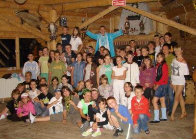 Obóz Groń sierpień 2009