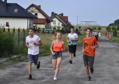 Obóz Darłowo lipec 2018