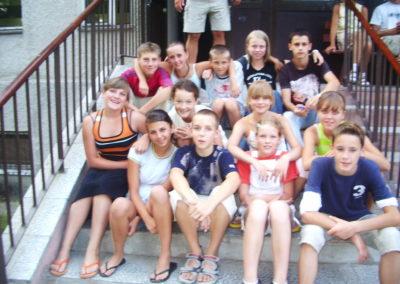 Obóz w Rewalu 22.07.-4.08.2006