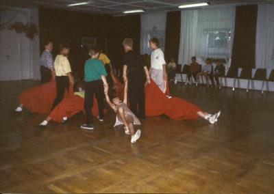 Obóz Zielona Góra sierpień 1997